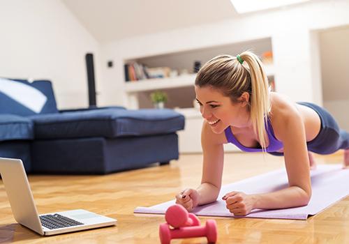 Come Fare Esercizio Fisico Efficace A Casa